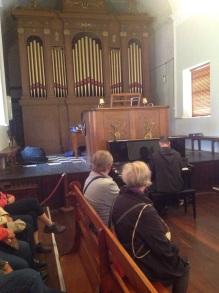 Concert in de kerk