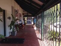 Museum Broome, veranda
