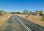 Warnum, rommelig dorpje onderweg