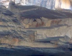 Zwaluwnestjes in de Katherine Gorge