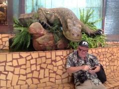 Fossielen Museum Mount Isa
