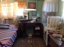 slaapkamer in het tenthuis