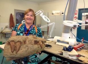 In de leer bij de Paleontoloog