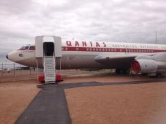 Boeing 707 van de Jackson Five