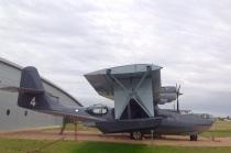 De Catalina bekend watervliegtuig uit WWII