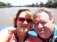 Boottocht door Brisbane