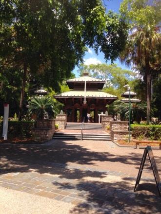 Tempel in Brisbane