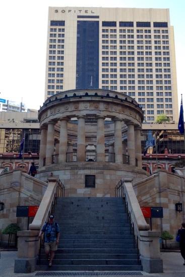 Eeuwig durende Vlam Brisbane