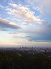 Uitzicht over Brisbane vanuit Mount Coocka