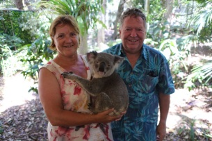 Brisbaine Koala Sanctuairy