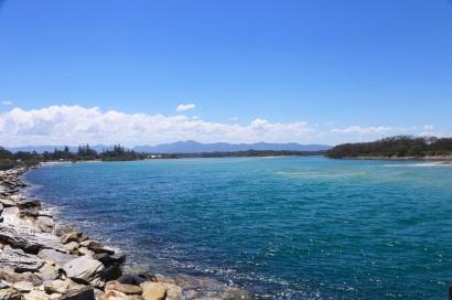 Urunga lagoon