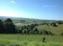 Groene valleien