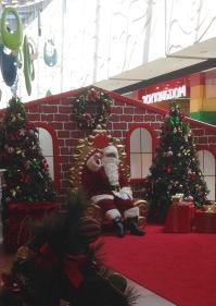 De Kerstman is er ook al