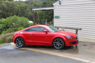 Auto van Tom