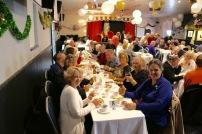 Sinterklaasviering in de Dutch Abel Tasman Club in Melbourne