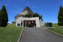 Shrine Melbourne