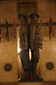 Vader en zoon... WW I en WW II...