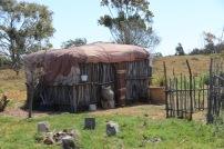 Afrikaanse hut