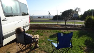 Camping in Werribee South