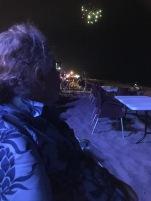 Het feest van San Juan op het strand