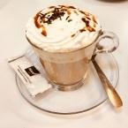 Een heerlijke cappuccino
