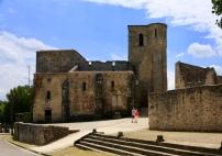 De kerk waar de vrouwen en kinderen zijn vermoord