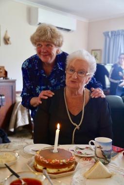 Anne en Irene