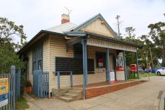 Het postkantoor van Flinders