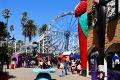 Een stukje van het Luna Park