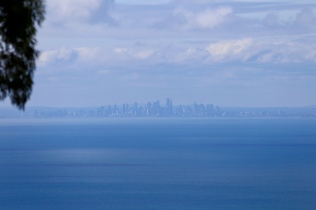 Melbourne, gezien vanaf Arthurs Seat