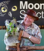 Frans met Koala Vincent