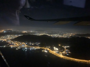 De lichten van Hongkong
