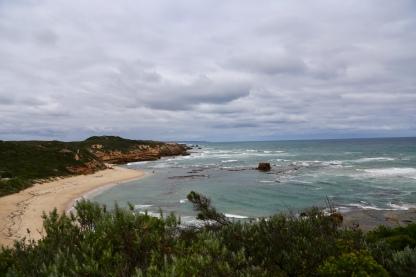 De Bass Strait bij Sorento