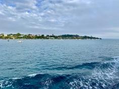 Point Nepean, bij de doorgang naar de Bass Strait