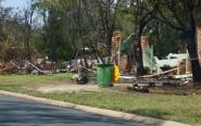 Een hele straat afgebrand in Mallacoota