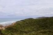 Uitzicht over de Bass Strait