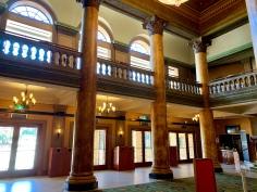 De Foyer van het Palais Theatre