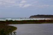 De zee bij Mallacoota